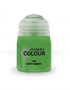 Краска для аэрографа: Moot Green 28-28
