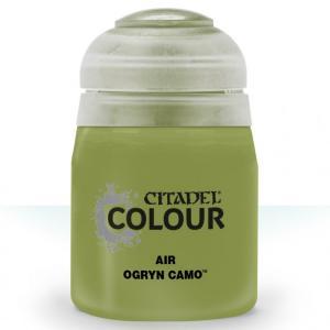 Краска для аэрографа: Ogryn Camo 28-32 (24ml)
