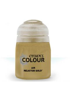 Краска для аэрографа: Relictor Gold 28-49 (24ml)