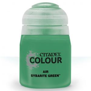 Краска для аэрографа: Sybarite Green 28-27
