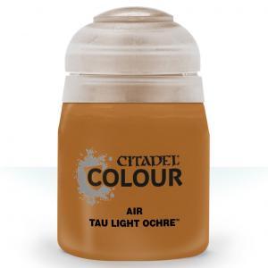 Краска для аэрографа: Tau Light Ochre 28-39 (24ml)