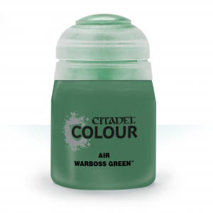 Краска для аэрографа: Warboss Green 28-29 (24ml)