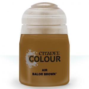 Краска для аэрографа: Balor Brown 28-40