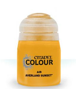 Краска для аэрографа: Averland Sunset 28-01