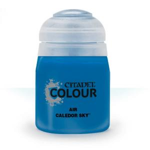 Краска для аэрографа: Caledor Sky 28-06