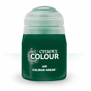 Краска для аэрографа: Caliban Green 28-07
