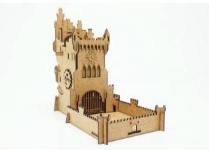 Башня для бросания кубиков - Старый замок