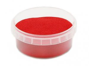Модельный песок: Красный