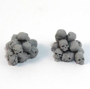 Кучки черепов ut-17
