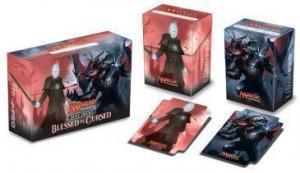 Набор пластиковых коробочек Ultra-Pro «Blessed vs. Cursed»