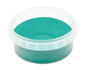 Модельный песок: Салатовый
