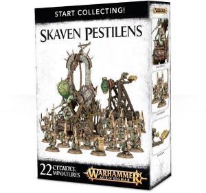 Миниатюры Age of Sigmar: Start Collecting! Skaven Pestilens