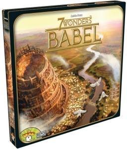 7 Wonders: Babel, дополнение (на английском)