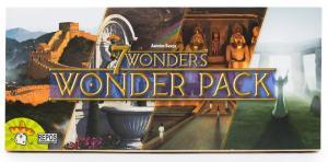 7 Wonders: Новые чудеса (Wonder Pack), дополнение (на английском)