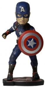 Фигурка Head Knocker - Капитан Америка - Avengers: Age of Ultron