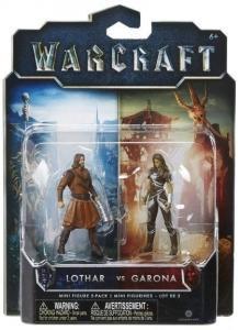 Набор Action-фигурок Warcraft - Гарона и Лотар (2 шт)
