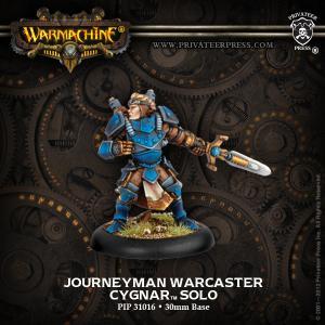 Cygnar: Journeyman Warcaster