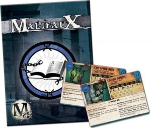 Malifaux: Arcanists Wave 2 Arsenal Deck