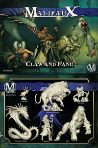 Malifaux: Claw and Fang Crew