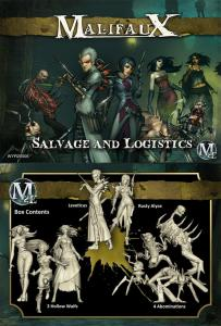 Malifaux: Salvage and Logistics Crew