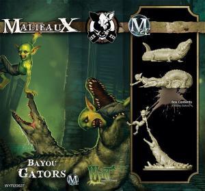 Malifaux: Bayou Gator