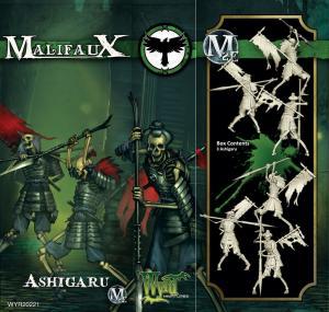 Malifaux: Ashigaru