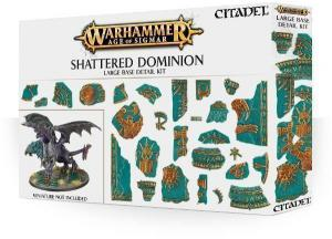 Age of Sigmar: Shattered Dominion Large Base Detail Kit