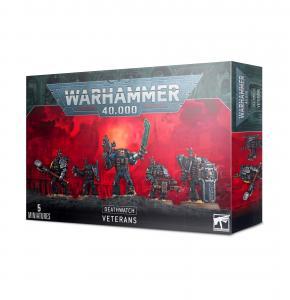 Миниатюры Warhammer 40000: Deathwatch Kill Team