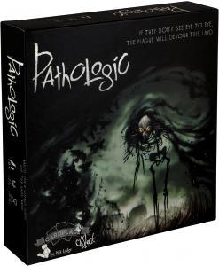 """Настольная игра """"Pathologic"""" (""""Мор. Утопия"""" на английском языке) - последний экземпляр!"""