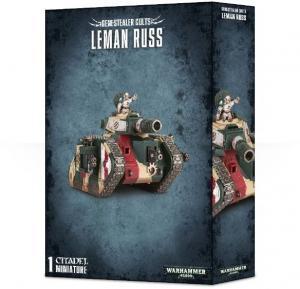 Миниатюры Warhammer 40000: Genestealer Cults Leman Russ