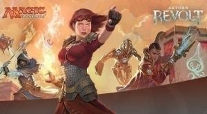 MTG: Руководство Игрока: Aether Revolt