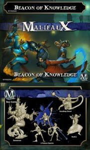 Malifaux: Beacon of Knowledge