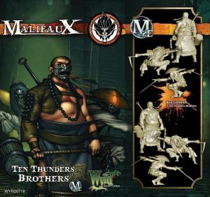 Malifaux: Ten Thunders Brothers