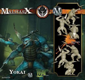 Malifaux: Yokai