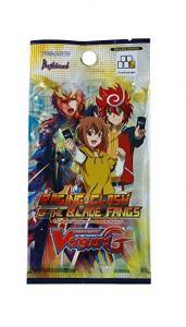 Cardfight!! Vanguard G: Бустер издания Raging Clash of the Blade Fangs на английском языке
