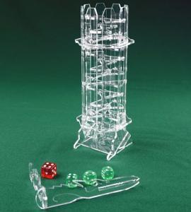 Башня для бросания кубиков - EVO