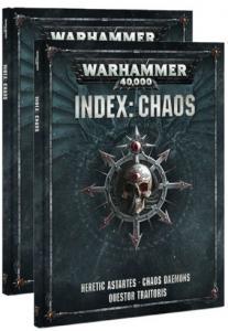 Warhammer 40.000: INDEX: CHAOS (на английском языке)
