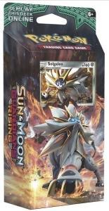 Pokemon Sun & Moon: Тематическая колода издания «Guardians Rising» - «Steel Sun» (на английском)