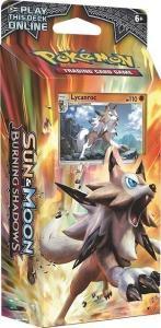 Pokemon Sun & Moon: Тематическая колода издания «Burning Shadows» - «Rock Steady» (на английском)