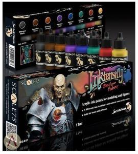 Набор красок: Inktensity - Ink-Set