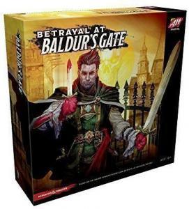 D&D: Betrayal at Baldur's Gate (на английском)