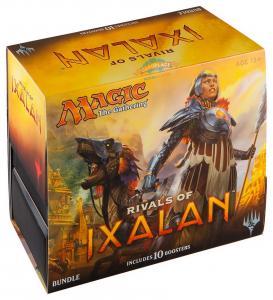 MTG: Bundle набор издания Rivals of Ixalan на английском языке