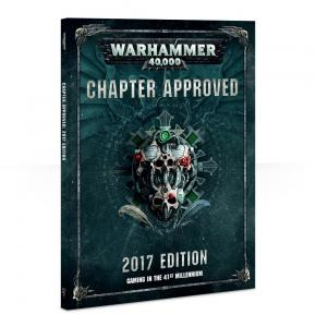 Warhammer 40.000: Chapter Approved 2017 (на английском языке)