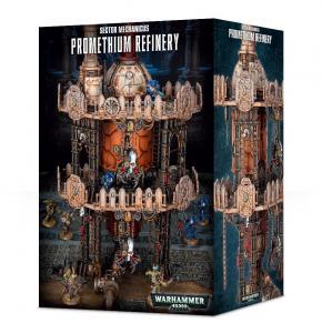 Warhammer 40K: Promethium Refinery