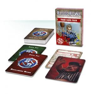 Blood Bowl: Elven Union Cards