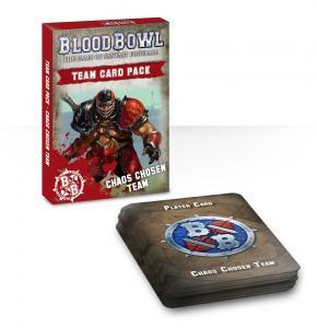 Blood Bowl: Chaos Chosen Cards