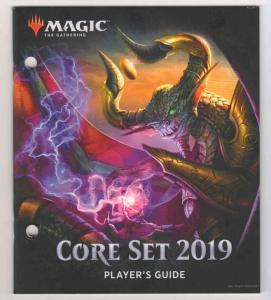 MTG: Руководство Игрока: Core Set 2019