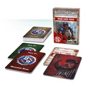 Blood Bowl: Human Cards