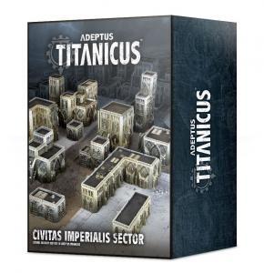 Warhammer 40000: Adeptus Titanicus Civitas Imperialis Sector