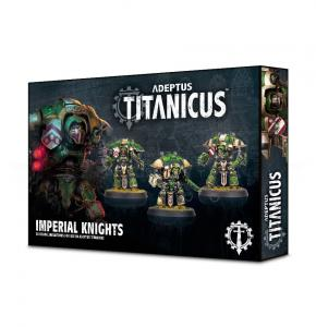 Warhammer 40000: Adeptus Titanicus Imperial Knights